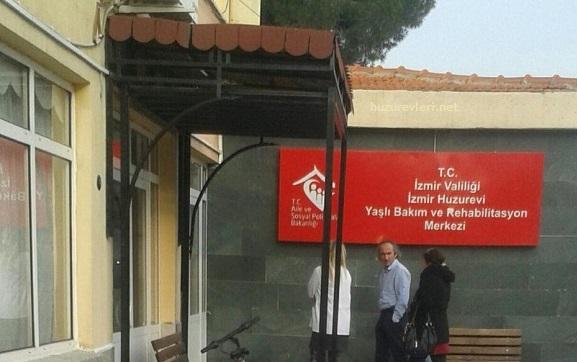İzmir Huzurevi ve Yaşlı Bakım Merkezi