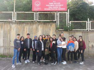 izmir Narlıdere huzurevi ve yaşlı bakım rehabilitasyon merkezi
